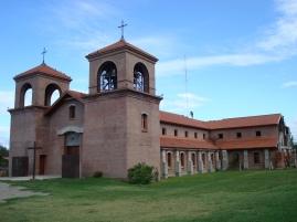 Templo Nuevo, Merlo-San Luis